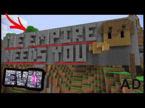 EMPIRE BILLBOARD! - Minecraft Evolution SMP #17