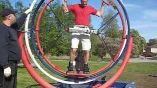 Riding a Gyroscope