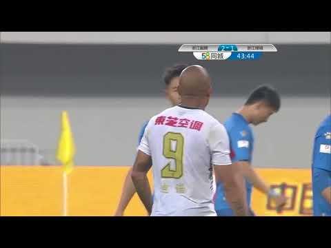 2018 CHA League one   Round 4   Zhejiang Yiteng FC vs Hangzhou Greentown