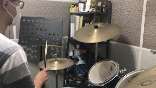 16주차 레슨후 옥탑방-엔플라잉 드럼자유연주