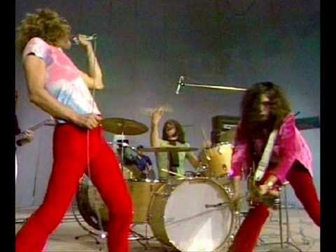 Dazed And Confused Led Zeppelin Live Paris 1969 06 19 Youtube