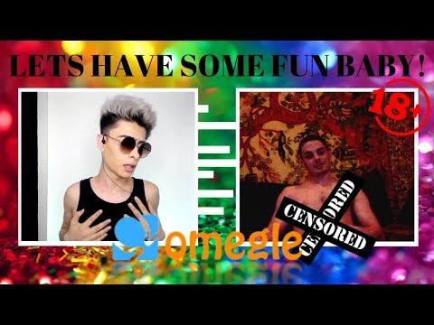 Trolling On GAY OMEGLE (#4)