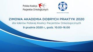 ZIMOWA AKADEMIA DOBRYCH PRAKTYK 2020