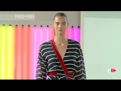 """PREEN"" Full Show Spring Summer 2015 London by Fashion Channel"