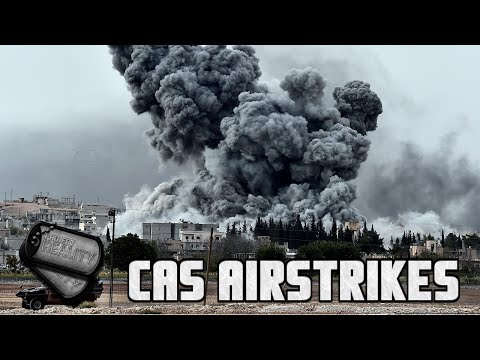 Project Reality 1.39 [] Close Air Support (CAS) Spotter [] Round Highlight