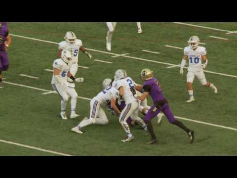 Week 15 RAW: La Jolla Country Day 38, Santana 24
