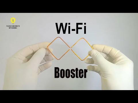 WiFi Booster | Boost Wi-Fi Signal | How To Increase WiFi Signal | How To Extend WiFi Signal Strength