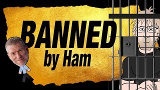 Atheist Banned from Ken Ham Event (Paulogia Denied)