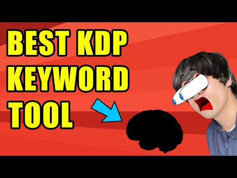 BEST KDP KEYWORD RESEARCH TOOL & TIPS FOR LOW CONTENT PUBLISHING