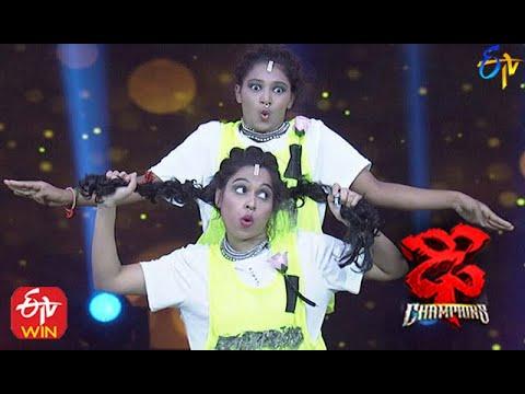 Tejashwini Performance | Dhee Champions | 25th November 2020 | ETV Telugu