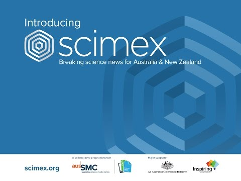 Scimex - Science Media Exchange