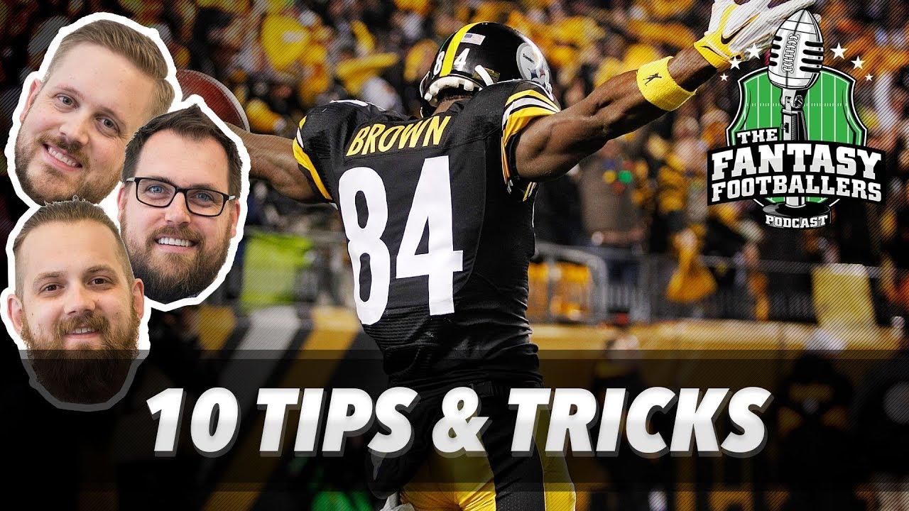 Fantasy Football Recap and Takeaways: Week 6