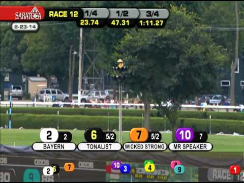 V. E. Day  - 2014 Travers Stakes (G1)