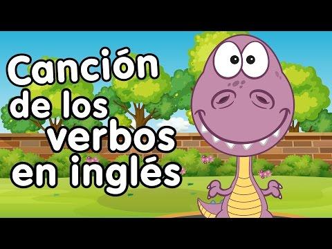 Los verbos en inglés - Canciones Infantiles - Aprender inglés