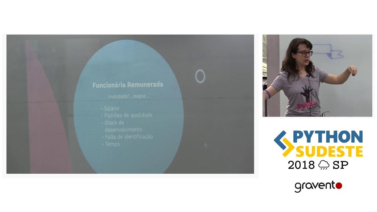 Image from [PySE 2018][Keynote] Vida Freela: como decolar com a sua carreira de dev freelancer