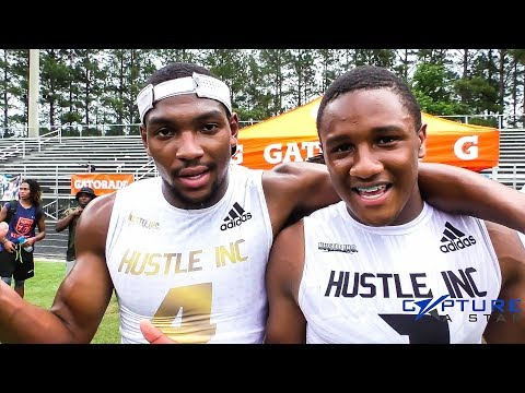 7 On 7 CHAMPIONSHIP SWEEP🔥🔥 Highlights Of Hustle Inc. Red