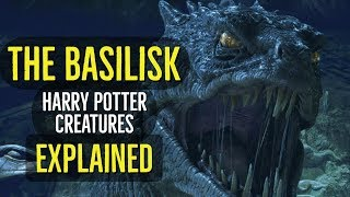 What is the difference between a cockatrice and a basilisk?