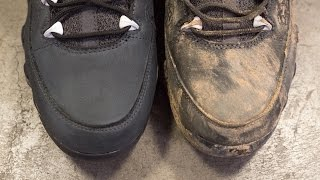 How to clean Jordan Anthracite 9