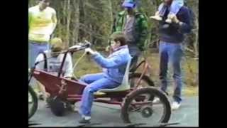 1987 Human Powered All Terrain Vehicle for Accident Victim