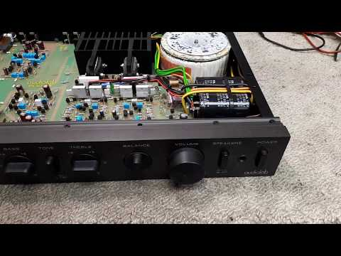 AudioLab 8000A Phono Stage Fault & Remedy