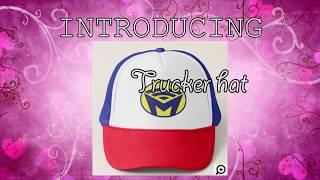 Romantic Trucker Hats