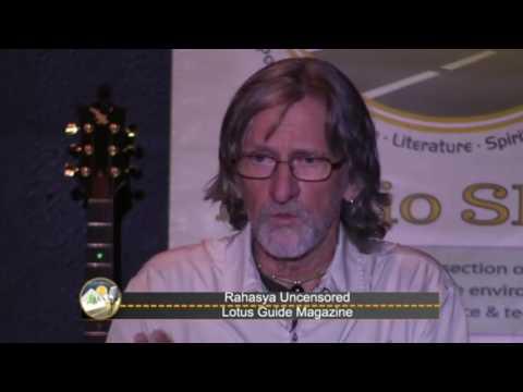 Rahasya Uncensored on Golden Road Television Nevada City May 14, 2017