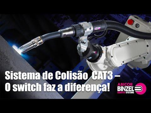 Sistema de Colisão CAT3 – O switch faz a diferença!