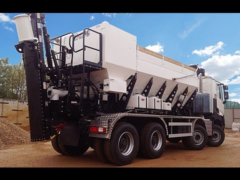 The Most ADVANCED Concrete Mixing on the PLANET!
