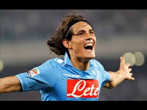 Edinson Cavani ▶ All Goals in 2012/2013 - With Commentary