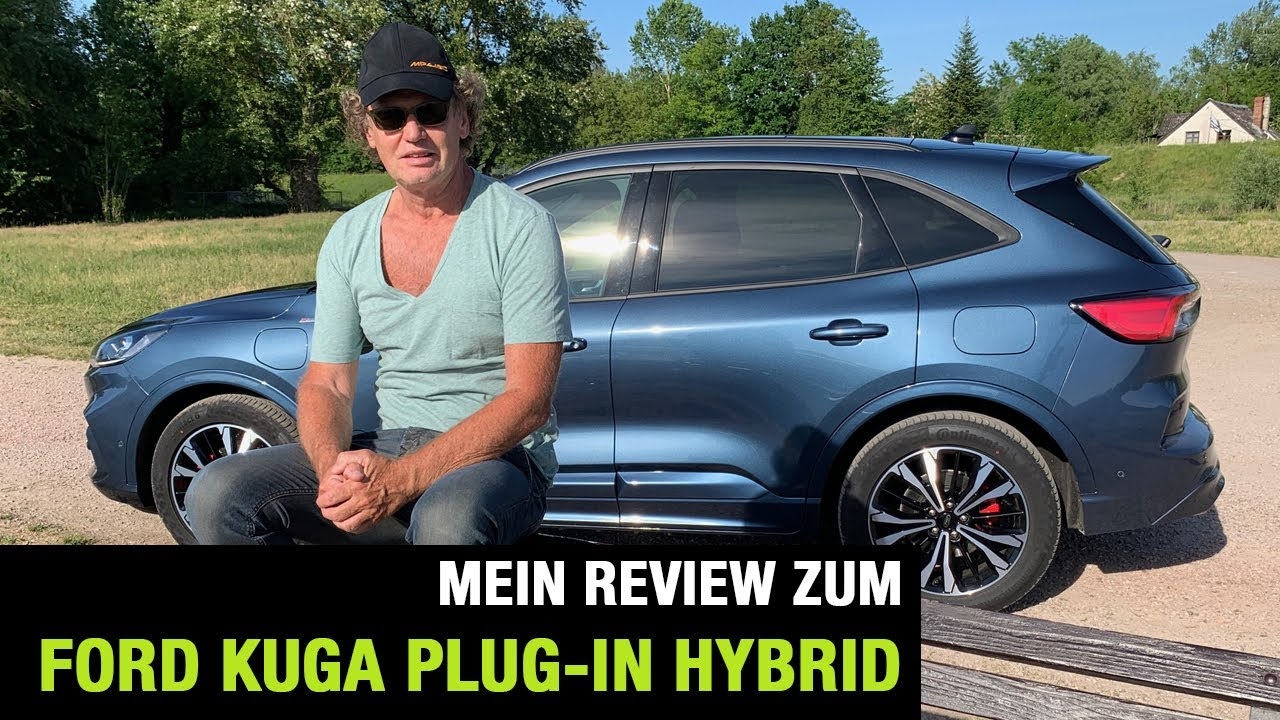 2020 Ford Kuga 2 5 Plug In Hybrid 225 Ps Fahrbericht Full Review Test Laden Reichweite Youtube