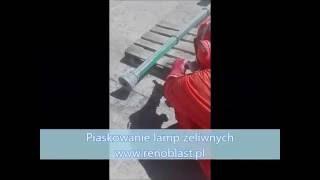 Piaskowanie Szczecin Renoblast