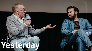 Danny Boyle, Richard Curtis, And Himesh Patel On Yesterday & The Beatles