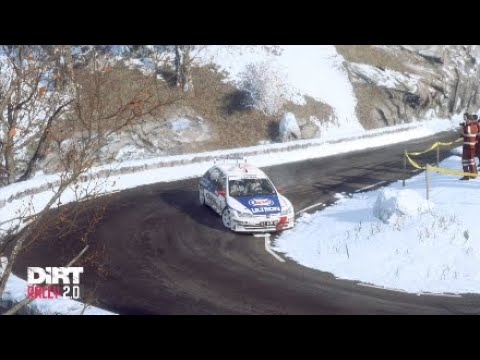 Peugeot 306 Maxi | World Record | Monte Carlo |DiRT RALLY 2.0 |