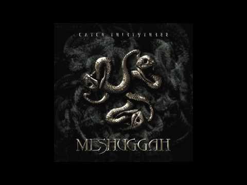 Meshuggah - Shed / Personae Non Gratae / Dehumanization