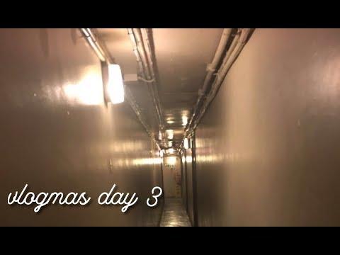 ORGAN CHAMBER AT CINEMA??   vlogmas day 3