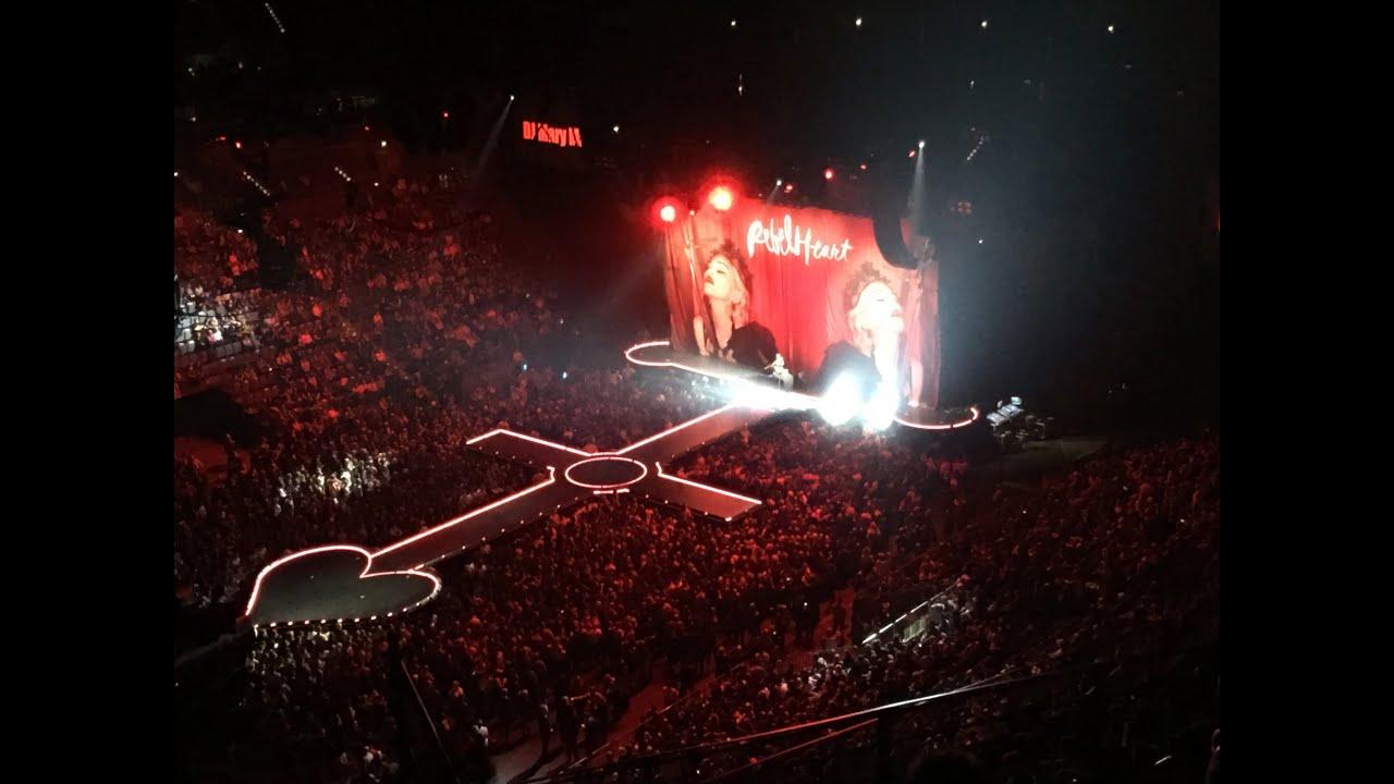 Madonna Lanxess Arena