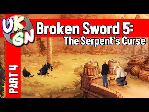 Broken Sword 5: The Serpent's Curse - 100% Walkthrough - Part 4