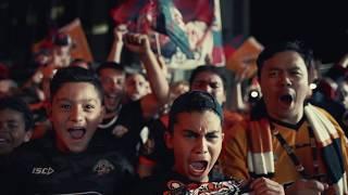 NRL Telstra Premiership Season 2018 - Launch Film