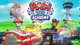 PAW Patrol Academy (Щенячий патруль: Академия щенков)