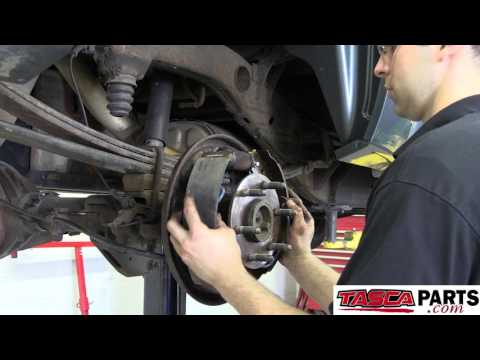 DIY – Install OEM Rear Drum Brakes 2013 GMC Sierra