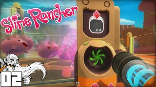 """PLORT AUTOMATION!!!"" Slime Rancher Part 2 - 1080p HD PC Gameplay Walkthrough"
