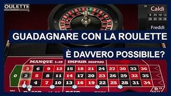 Guadagnare con la Roulette €9.600 a settimana - Guida su come vincere alla roulette