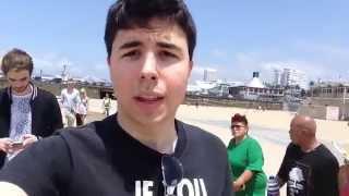 Vlog | Demasiado GTA! Santa Monica Pier