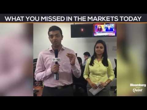 Market Wrap: Sensex Falls For Second Day