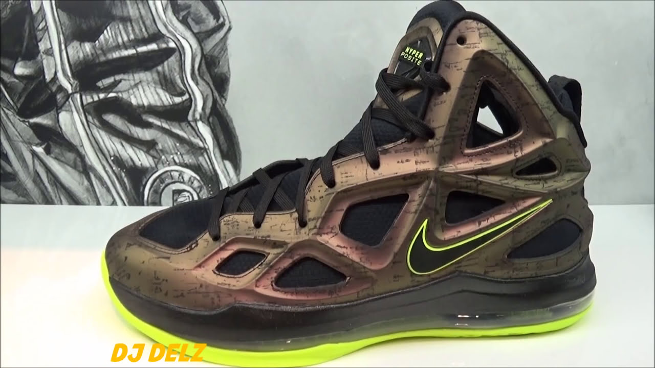f2952aaad3bf Nike Air Hyperposite 2 Dirty Copper Cork Sneaker Review - YouTube