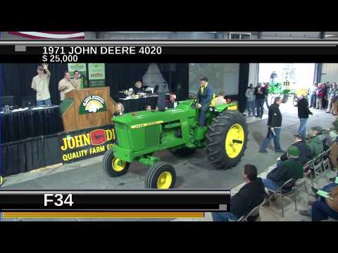 Gone Farmin Spring Tractor Auction - Show Two 2014