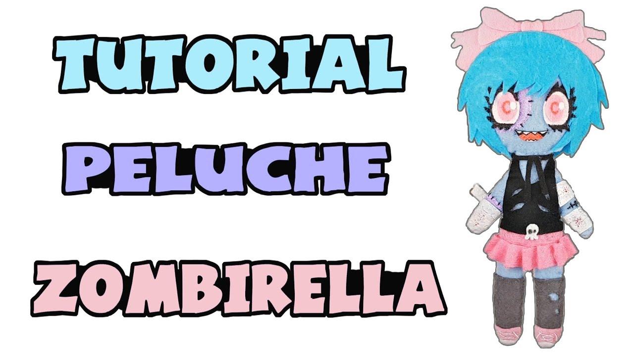 Cómo hacer un peluche de Zombirella - Tutorial Virtual Hero