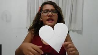 Como Fazer um Molde de Coração de Vários Tamanhos
