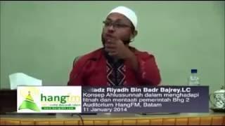 Apakah Indonesia Akan Menjadi Khila...