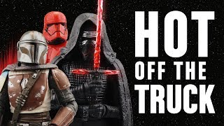 Hot Off The Truck: Star Wars Triple Force Friday Preview!